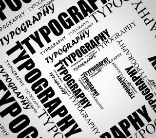 Karakteristik fisik huruf dalam tipografi