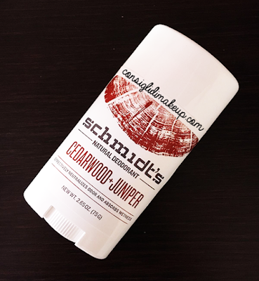 Review: Deodorante Stick  - Schmidt's
