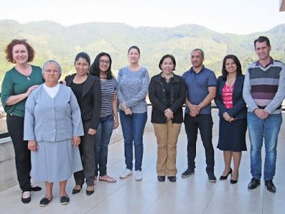 Cmdca e conselho do idoso de Miracatu participam de reunião com representante da fundação telefônica
