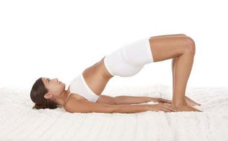 Bài tập giảm mỡ lưng bằng yoga