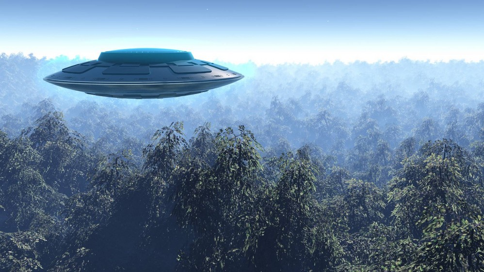 Although the modern UFO era dates from Kenneth Arnold UFOs