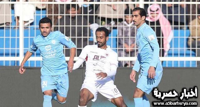 قنوات متابعة مباراة الفيصلي والباطن مباشر اليوم الخميس 30-11-2017 في الدوري السعودي للمحترفين الجولة الـ12