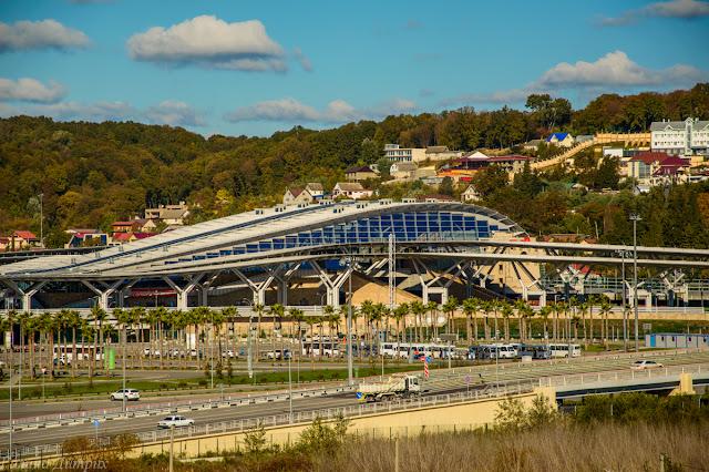 станция Олимпийский парк