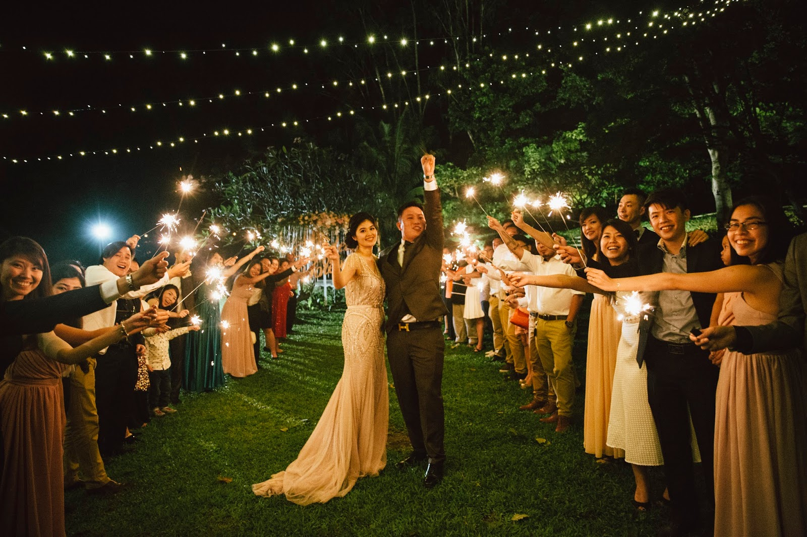 Hitched Wedding Planners Singapore: Rustic Themed Wedding with ...