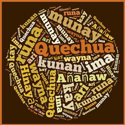 Resultado de imagen para palabras quechuas