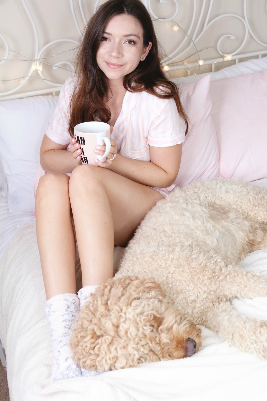 The £10 Victoria's Secret Inspired Pyjama's You Need, Fashion, Victorias secret pyjamas, victorias secret dupes, primark pyjamas, primark September 2017, Lifestyle, Primark, Victoria's Secret,