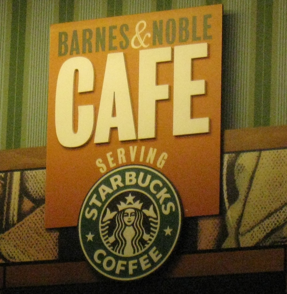 A Brookland Girl: Barnes & Noble And Starbucks Coming To