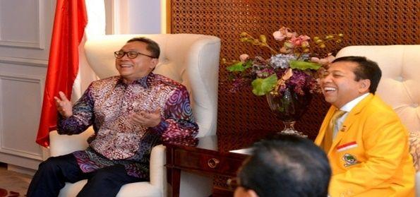 Ingkar Janji Terhadap Mega, PDIP Semprot Novanto dan Zulkifli