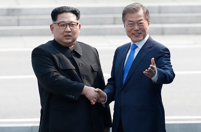 Estalló la paz en Corea