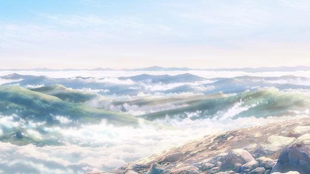 Một Số Ảnh nền  trong Anime Your Name FULL HD cực đẹp