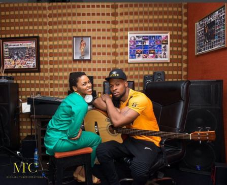 Chidinma and flavour dating apps