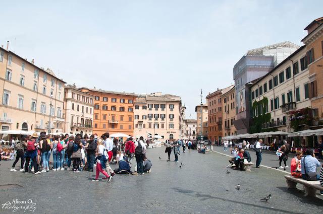 Piazza Novana - citytrip Rome