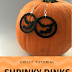 How to Make Shrinky Dinks Bat Earrings | Cricut Tutorial