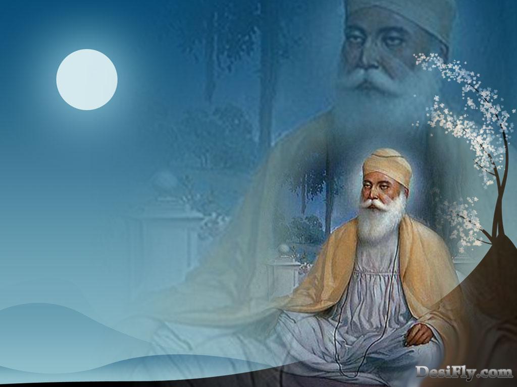 3d Wallpaper Guru Nanak Dev Ji Religious Wallpapers God Is One