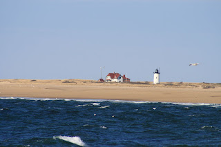 Race Point Light, Low Tide