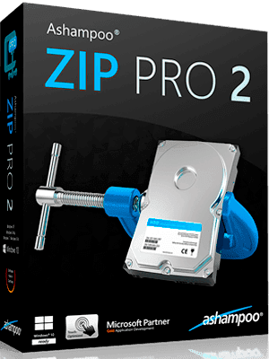 Ashampoo ZIP Pro v2.0.0.38 box