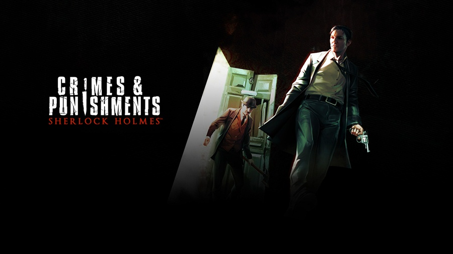 Sherlock Holmes Crimes and Punishments Download Poster