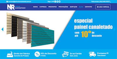 NR Painel Canaletado