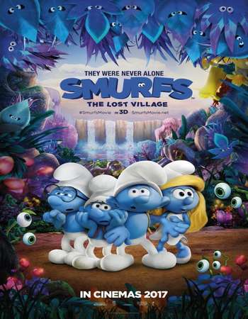 Smurfs The Lost Village 2017 Hindi Dual Audio Full Movie Free Download