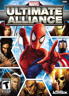 Marvel: Ultimate Alliance – CODEX PC GAME