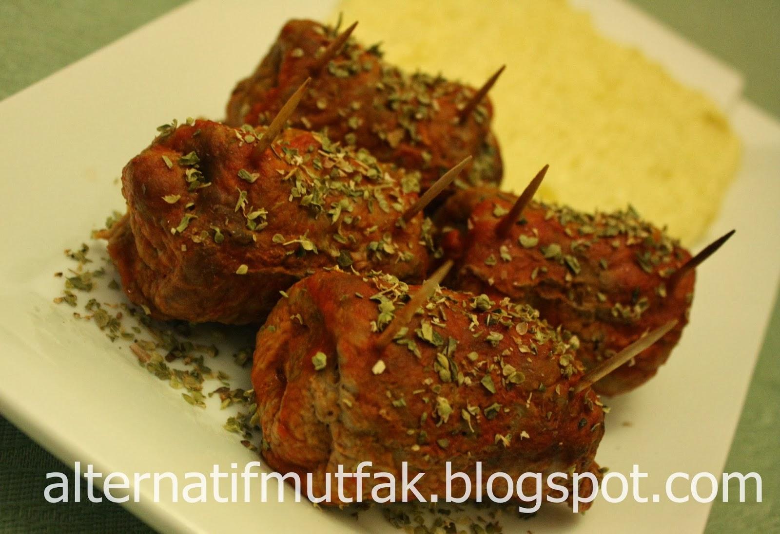 Biftek Sarması Tarifi