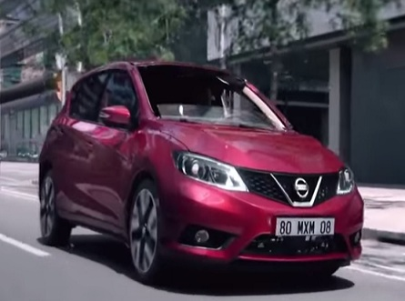 tv advert song 2018 | commercial song: nissan pulsar tv advert 2015