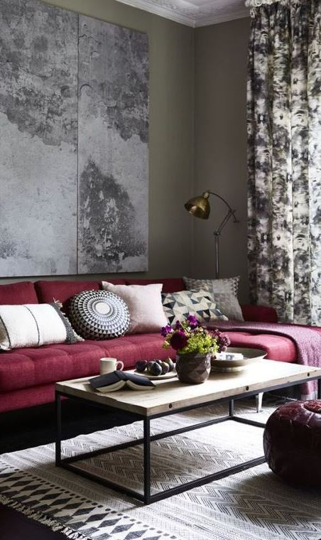 Stunningly Scandinavian Interior Designs 50+ Best Red And Grey Decorating Ideas That Would Be Look Amazing In Your Home