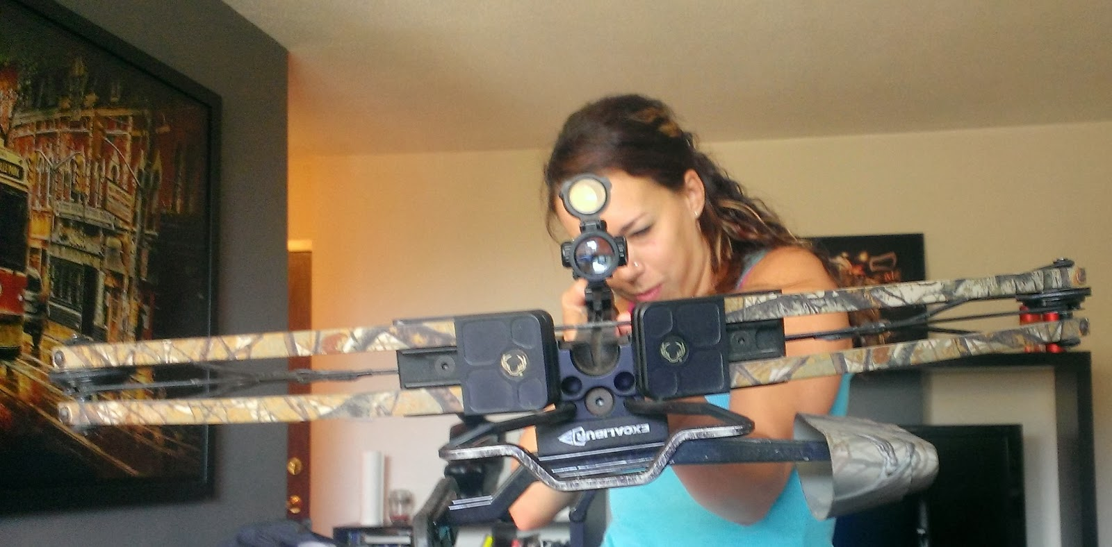 Crossbow wife