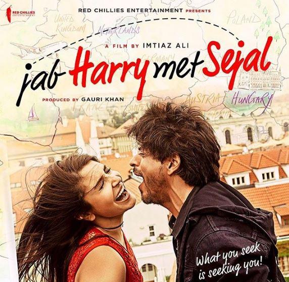 shahrukh khan flop films in last 11 years- zero, fan, jab herry met sejal, billu dulha mil gaya