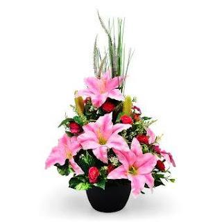 bunga pot