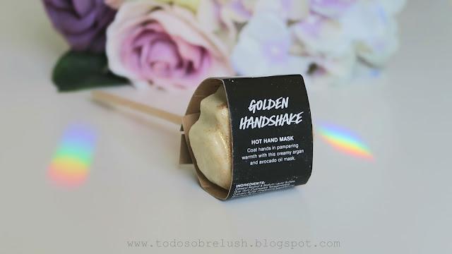 golden handshake lush