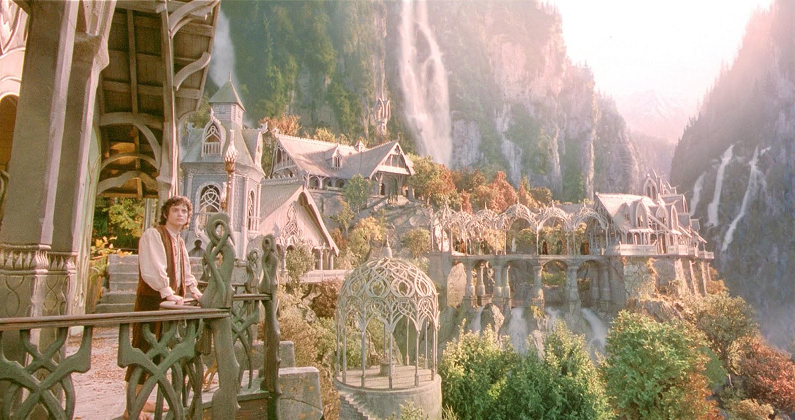 Fotografía de Frodo en 'El Señor de los Anillos'