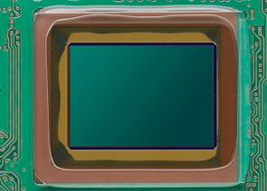 Сенсор для цифровых камер