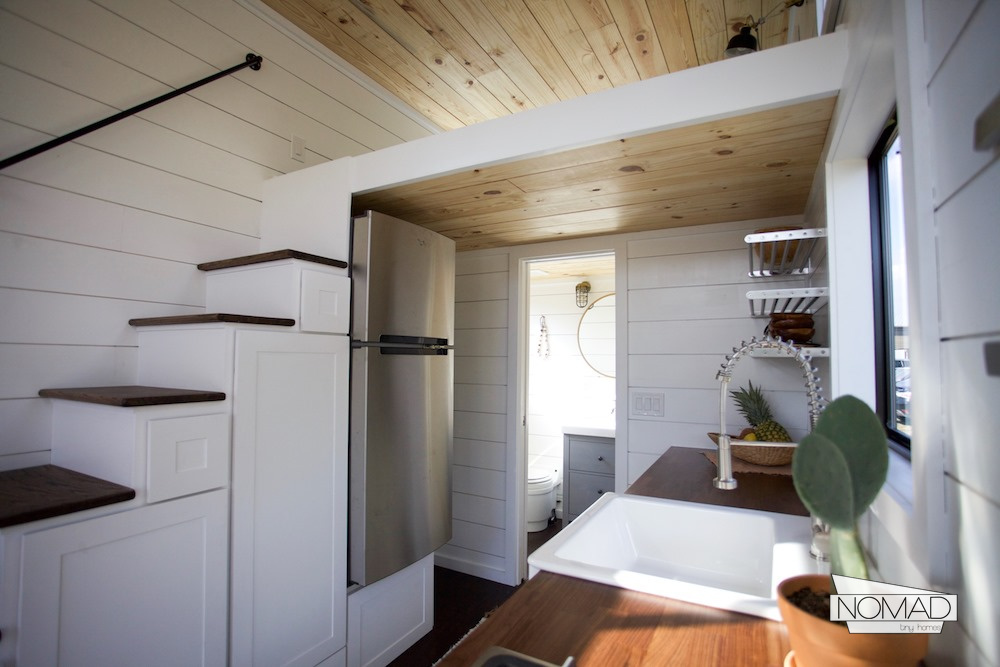 Nomad Tiny Homes >> Tiny House Town Texas Hill Country Getaway House