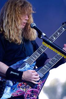 Sonisphère Festival - Amnéville, France : 8 et 9 juillet 2011 : Megadeth