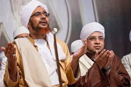 Habib Umar Bin Hafidz: Reuni 212 Bertentangan Dengan Nilai Nilai Islam