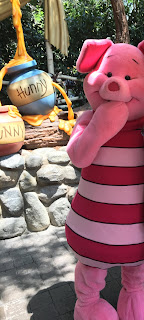 Piglet in Critter Country
