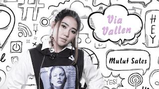 Lirik Lagu Mulut Sales - Via Vallen