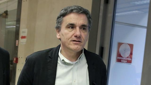 Σφοδρή επίθεση Τσακαλώτου εναντίον ΔΝΤ και Σόιμπλε
