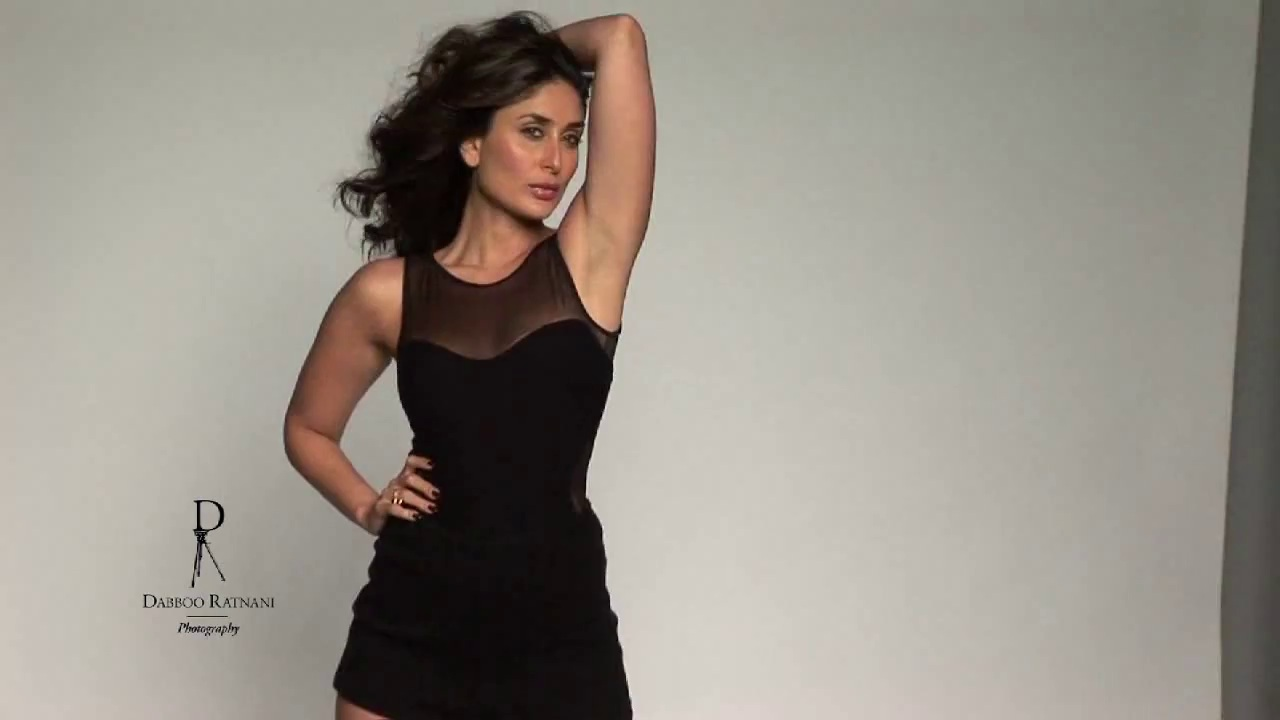 Kareena kapoor's spicy pics in black dress