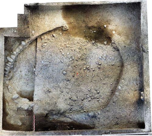Un mur en pierre circulaire de la culture Marcavalle mis au jour au Pérou