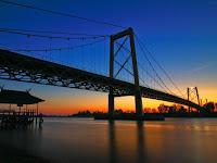 Jembatan Kebanggaan Kal-sel, Jembatan Barito