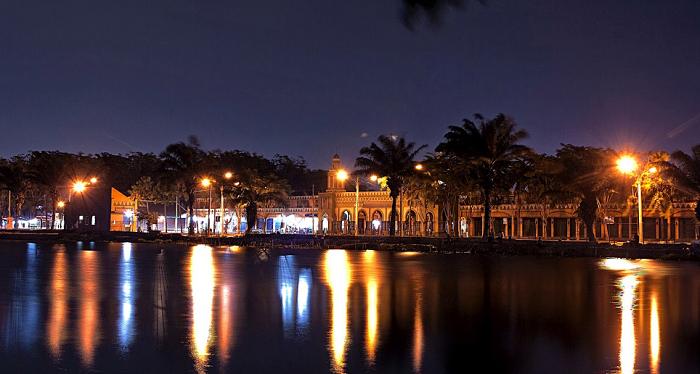 Tempat wisata di Bekasi Danau Marakas