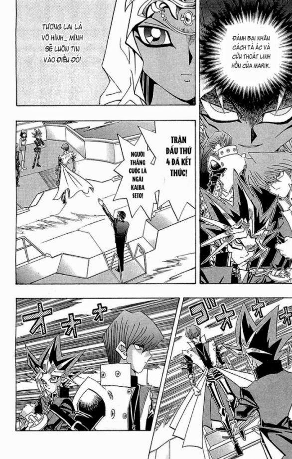 YUGI-OH! chap 230 - thay đổi tương lai! trang 15