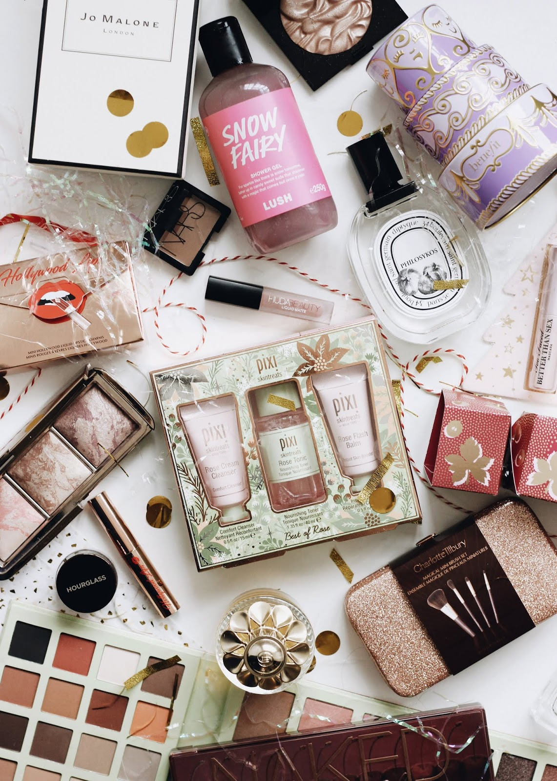 A Christmas Beauty Gift Guide
