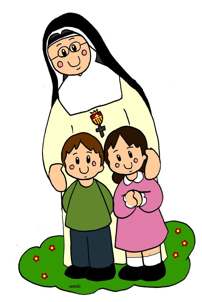 Mis Ilustraciones Madre Teresa De Jesús Bacq