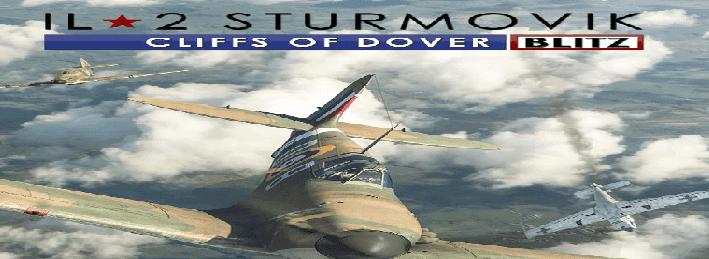 تحميل لعبة IL 2 Sturmovik Cliffs of Dover Blitz مضغوطة برابط مباشر