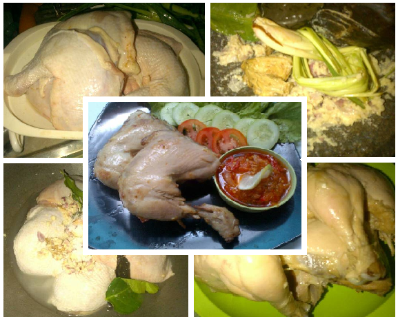 Resep dan Cara Pembuatan Ayam POP Khas Rumah Makan Padang Yang Enaknya Bingit!!