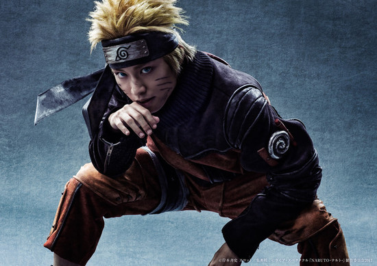 Naruto Live-Action Musical Spectacle Unveils Visuals For Naruto, Sasuke, Itachi