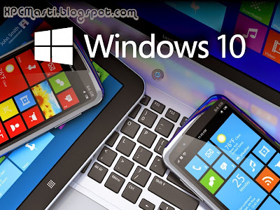 Windows 10 [Highly Compressed] Free Download - By XPCMasti.blogspot.com